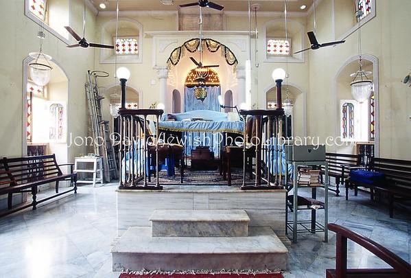 INDIA, Alibag (Konkan Coast, Maharashtra). Magen Aboth Synagogue, 1910. (2009)
