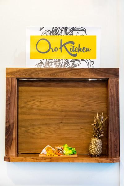 Oro Kitchen in South Lake Union, Seattle