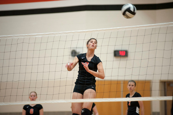 SE Varsity Volleyball 092413