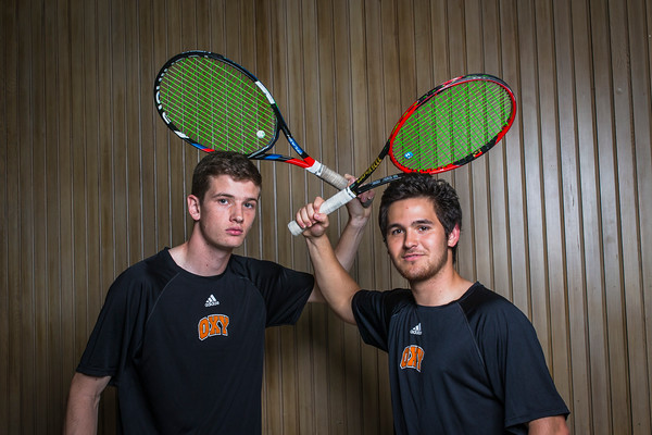 Men's Tennis Portraits