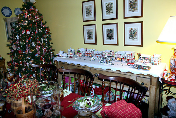 Small Group Christmas Dinner