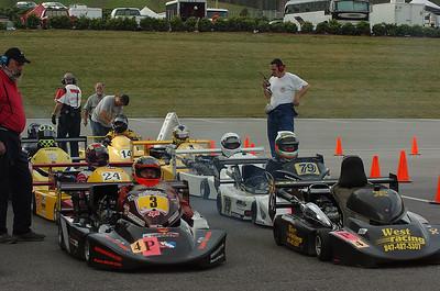 Friday US SuperKart Qualifying