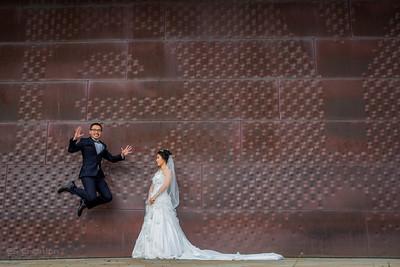 U.S.A Pre Wedding