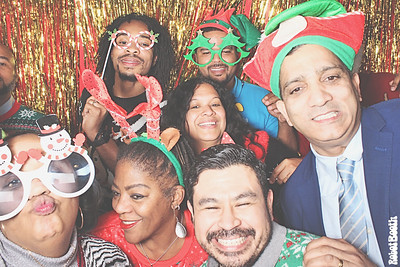 12-18-19 Atlanta Park Tavern Photo Booth - DGS Holiday Party - Robot Booth