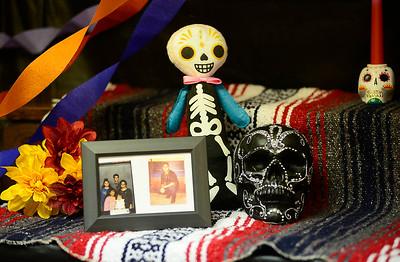 Dia de los Muertos at Mexican Mutual Society