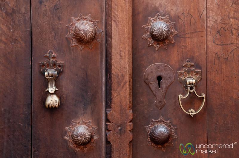 Door Knockers - Abyaneh, Iran