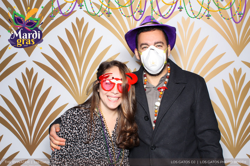 LOS GATOS DJ - The Bywater's Mardi Gras 2021 Photo Booth Photos (beads overlay) (16 of 29).jpg