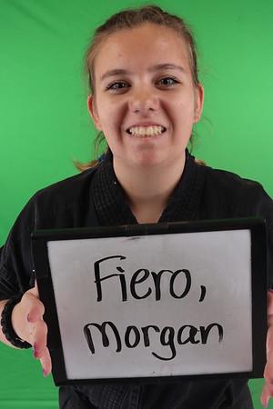 Morgan Fiero