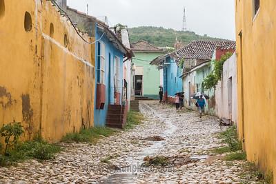Trinidad, Cuba October 2017