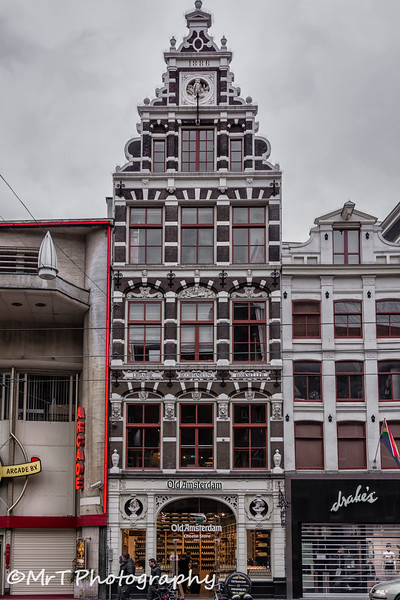 House in Old Amsterdam