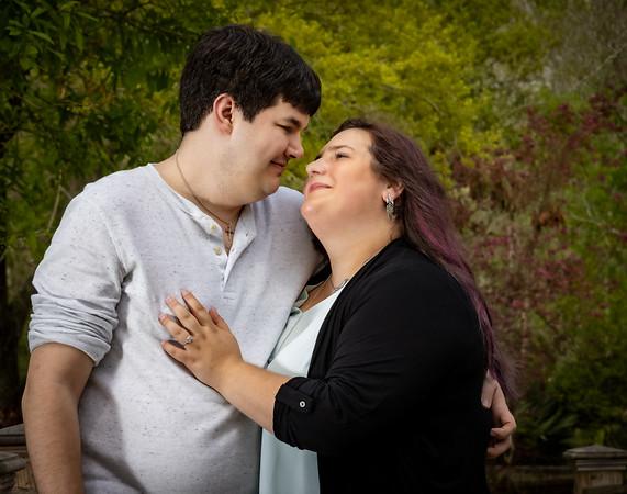 David Breckenridge and Kaylea Daigle Engagement