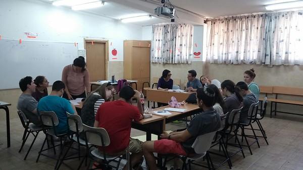 YU Counterpoint 2015 Kiryat Malachi