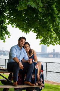 Abigail & George's Engagement