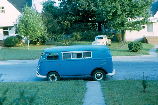 1963 VW Bus (w/Camper Kit)