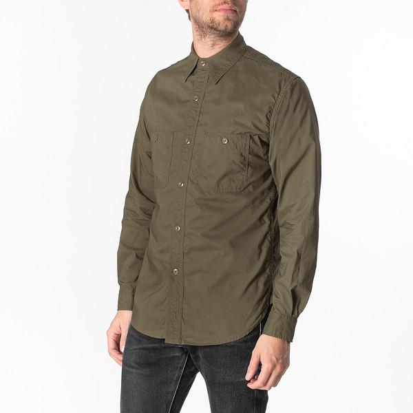 Papa Nui Tarawa Shirt - Olive--2.jpg