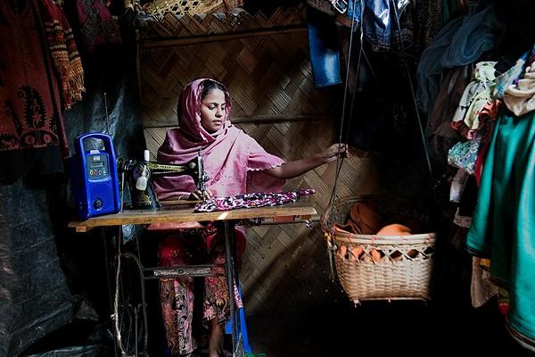 UNICEF Rohingya Refugee-Cox's Bazar, Bangladesh. January-2019