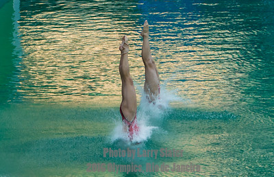 Synchronized Diving: 2016 Olympics Rio
