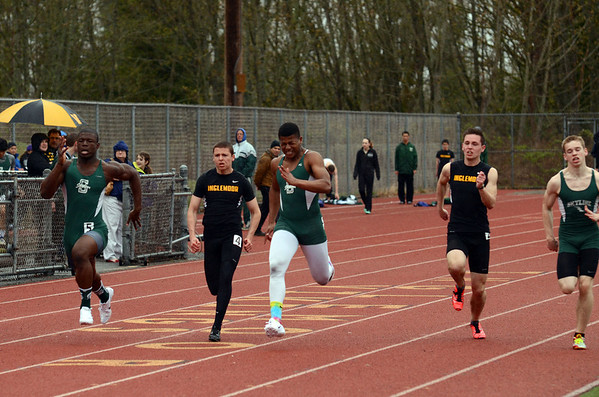 Skyline vs Inglemoor 4-3-2014