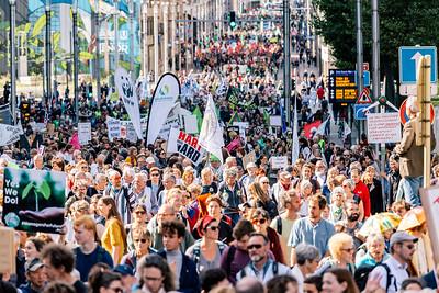 Global Climate Strike, Brussels