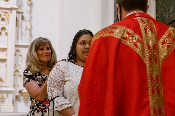 2020 - RCIA Candidate Mass - Pentecost Vigil