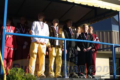 Awards - 2000 MHSAA LP XC State Finals