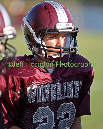 UGMS Football 9-16-14 7th grade