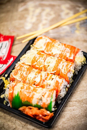 Sushi King Banana Roll