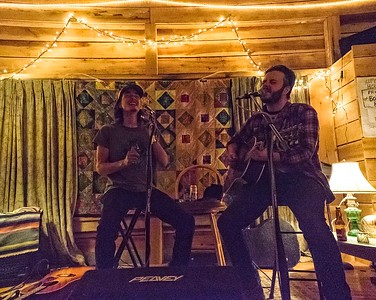 Meadows Brothers at Saxapahaw, NC Oct 09 2017