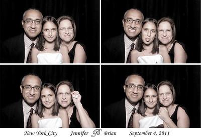 NYC 2011-09-04 Jennifer and Brian