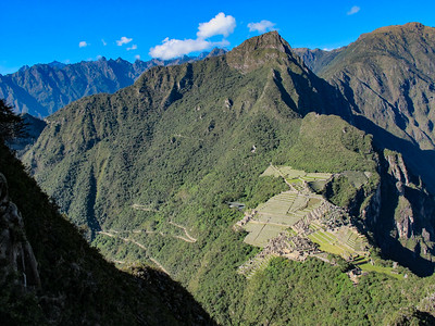 The Sacred Valley of Peru