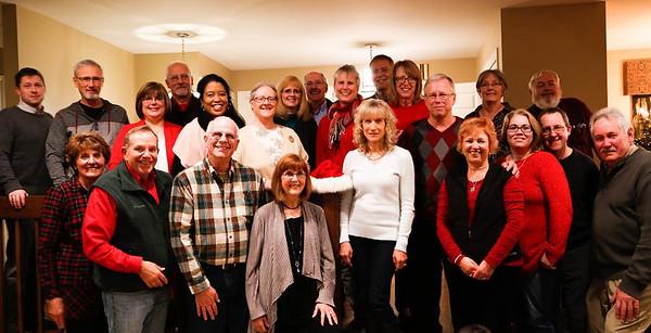 Woodside News Reunion dinner