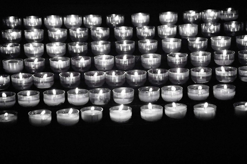 The Lights of Chartres Cathedral