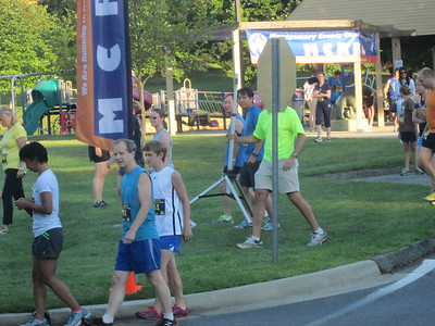 Eastern County 8K and Fun Run