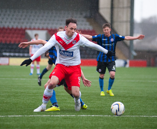 Airdrieonians v Stirling 28 2 15
