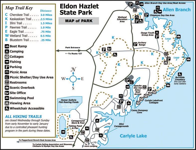 Eldon Hazlet State Recreation Area