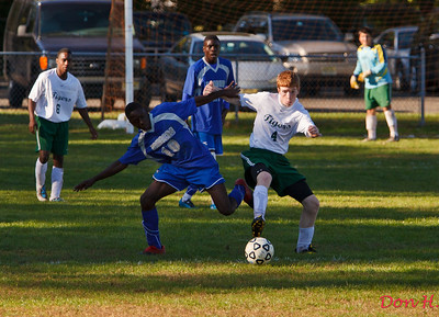 SPHS soccer vs Sayreville 10/9/10