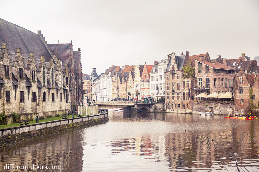 Ghent Day Trip