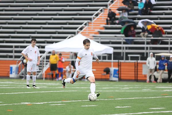CHS Courtland boys soccer 2015