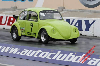 BUG-IN Oct 30 2016 Pro Elim and Trophy Bracket Two Drag Racing Autoclub Speedway Dragway