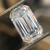 3.04ct Emerald Cut Diamond, GIA F VS1 11