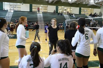 Wakefield Freshman Volleyball (18 Sep 2019)