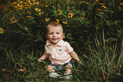 Luke {6 months}