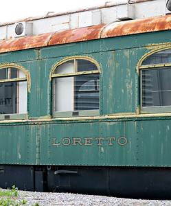 Altoona PA Railroaders Museum