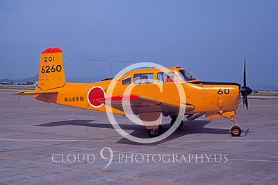 JASDF Beech T-34 Mentor Airplane Pictures