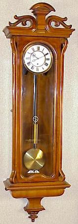 VR-236 - Month-duration Austrian Serpentine timepiece