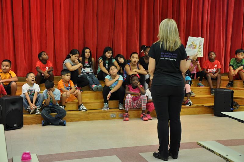 TW Davis YMCA Summer Camp 2015