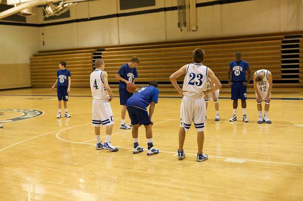 CCH Freshman Basketball 09