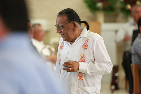 Deacon Pedro (Celebration of Life and Service Mass)