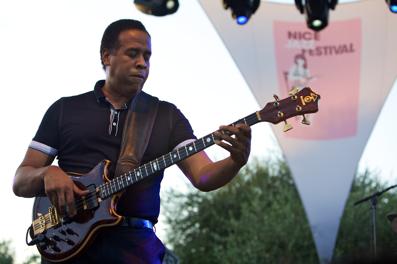 The Stanley Clarke Band at the Nice Jazz Festival 2010 4