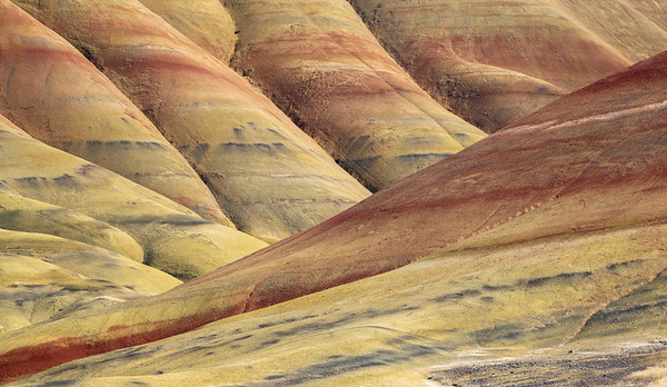 John Day Fossil Beds, Oregon